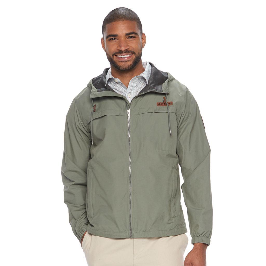 Big & Tall Columbia Rockwell Falls Windbreaker Jacket