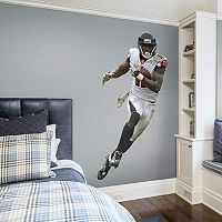 Atlanta Falcons Julio Jones Real Big Wall Decal by Fathead