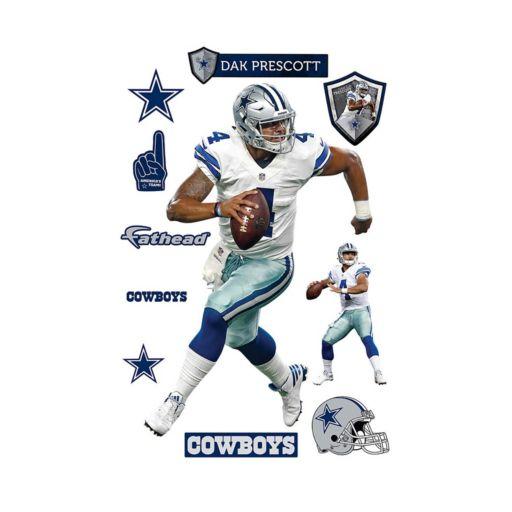 Dallas Cowboys Dak Prescott Wall Decal by Fathead