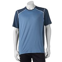 Big & Tall Columbia Tryon Creek Classic-Fit Colorblock Omni-Wick Tee