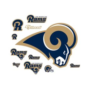 Los Angeles Rams Logo Wall Decal by Fathead