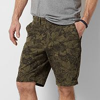 Men's SONOMA Goods for Life™ Flexwear Fashion Flat-Front Shorts