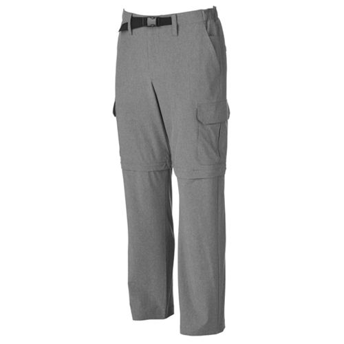 f1aecd4d2e0 Men's Croft & Barrow® Classic-Fit Performance Stretch Belted Convertible Cargo  Pants