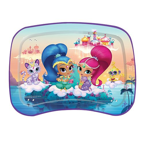 Shimmer & Shine Kids Snack & Play Tray by Commonwealth