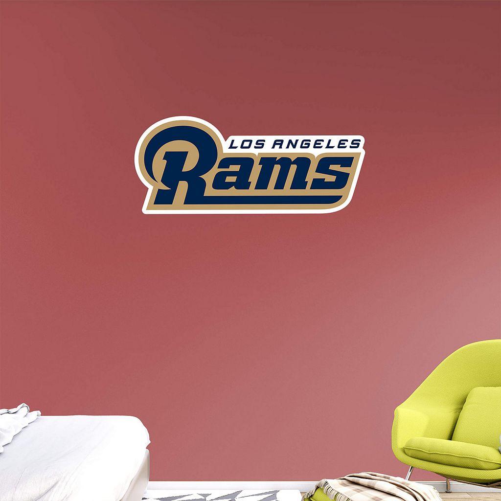 Los Angeles Rams Alternate Logo Wall Decal by Fathead