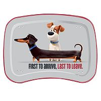 DreamWorks The Secret Life of Pets Kids Snack & Play Tray by Commonwealth