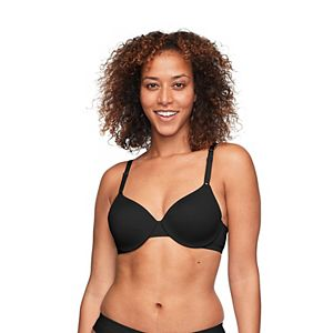 bb1b70be58 Warner s Bra  No Side Effects Underarm-Smoothing Wire-Free Bra 01056