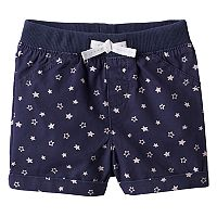 Toddler Girl Jumping Beans® Star Woven Shorts
