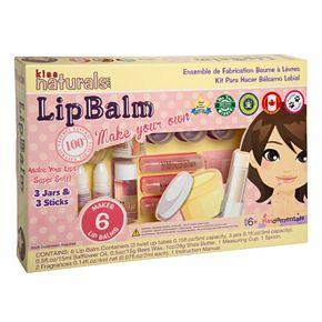 Fundamentals Toys Kiss Naturals DIY Lip Balm Making Kit