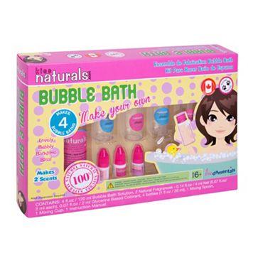 Fundamentals Toys Kiss Naturals DIY Bubble Bath Kit