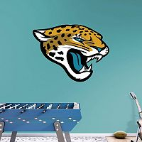 Jacksonville Jaguars Logo Wall Decal by Fathead