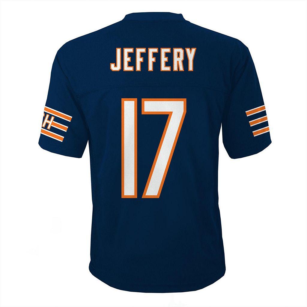 Boys 8-20 Chicago Bears Alshon Jeffery NFL Replica Jersey