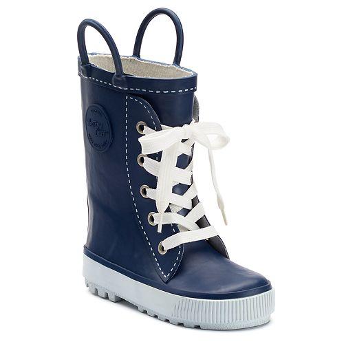 Western Chief Sneaker Boot Toddler Waterproof Rain Boots
