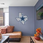 Dallas Cowboys State Logo Wall Decal by Fathead