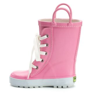 Western Chief Sneaker Boot Girls' Waterproof Rain Boots