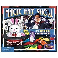 Fantasma Magic Retro Magic Hat Show