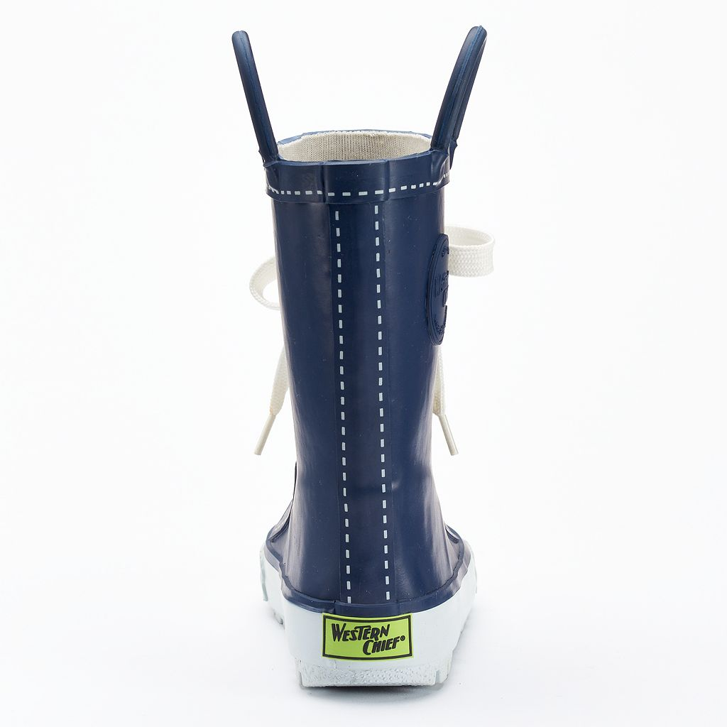 Western Chief Sneaker Boot Kids' Waterproof Rain Boots