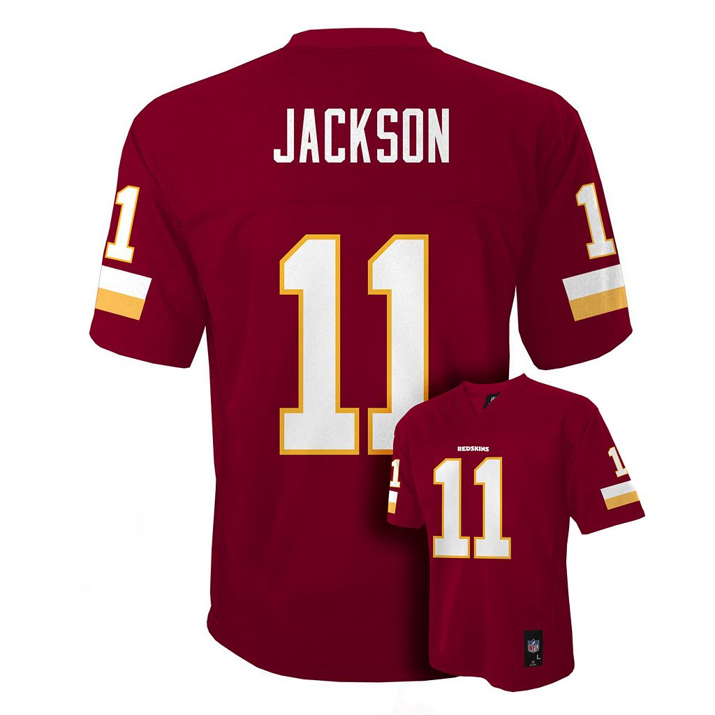 Boys 8-20 Washington Redskins DeSean Jackson NFL Replica Jersey