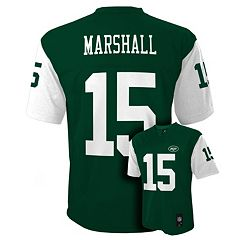 Boys 8-20 New York Jets Brandon Marshall NFL Replica Jersey