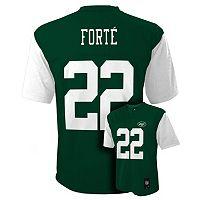 Boys 8-20 New York Jets Matt Forte NFL Replica Jersey
