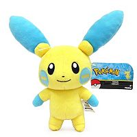 Pokémon Small Minun Plush