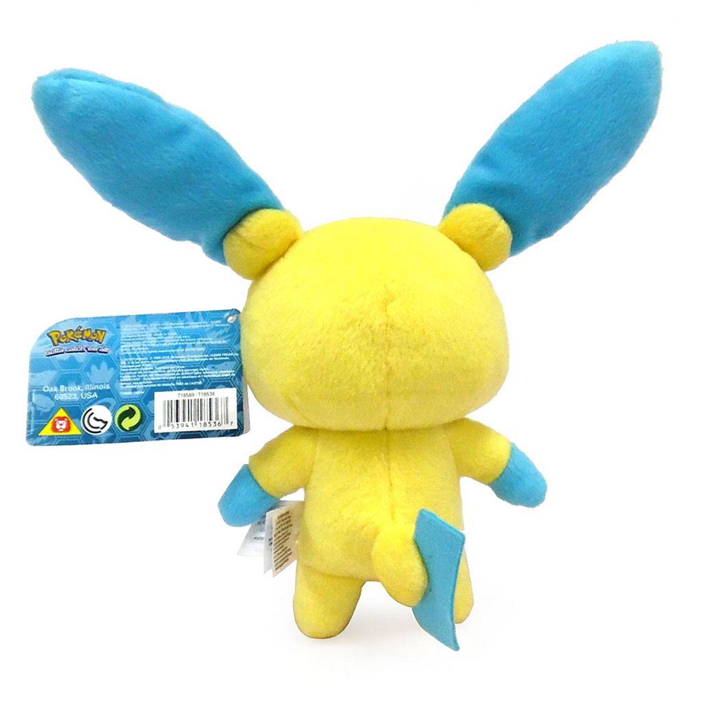 Pokémon Small Minun Plush