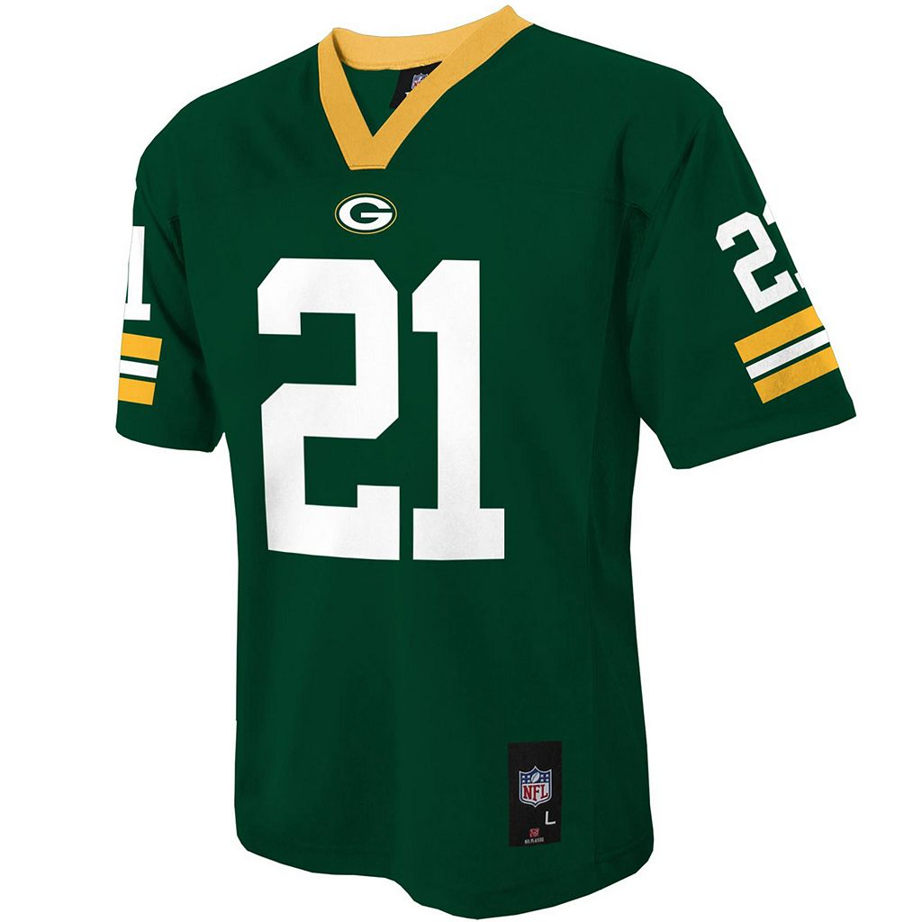 Boys 8-20 Green Bay Packers Ha Ha Clinton-Dix NFL Replica Jersey