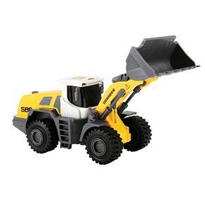 Dickie Toys Liebherr Construction Team with Liebherr L538 Front Loader Set