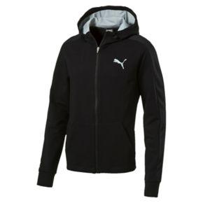 Men's PUMA Fleece Zip-Up Hoodie