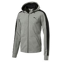 Men's PUMA Fleece Zip-Up Hoodie