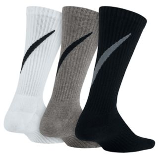 Boys Nike Logo Performance Crew Socks