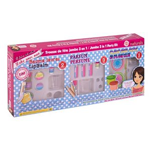 Fundamentals Toys Kiss Naturals Jumbo 3-in-1 Party Pack