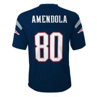 Boys 8-20 New EnglandPatriots Danny Amendola NFL Replica Jersey