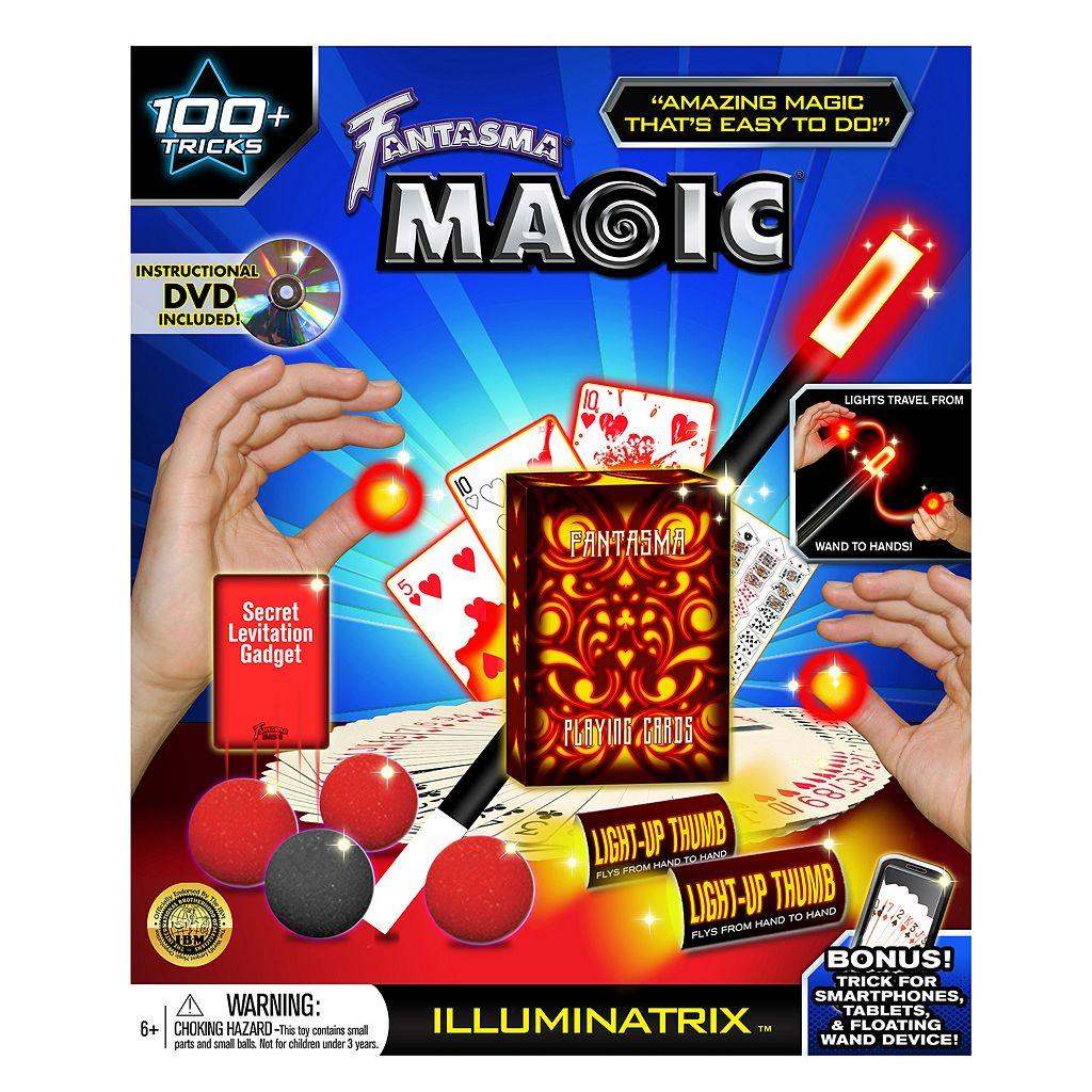 Fantasma Magic Illuminatrix Magic Set