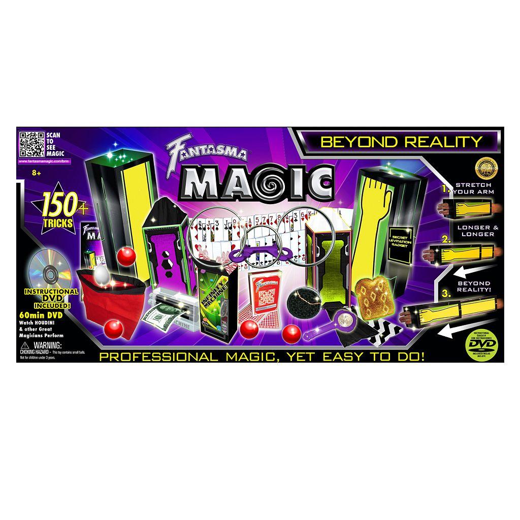 Fantasma Magic 150 Beyond Reality Magic Tricks Set
