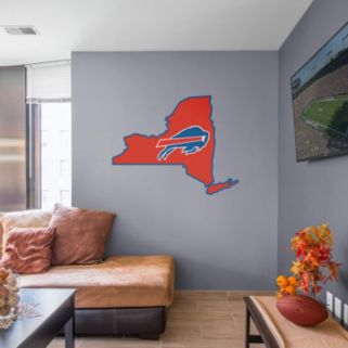 Buffalo Bills State Logo Wall Decal by Fathead