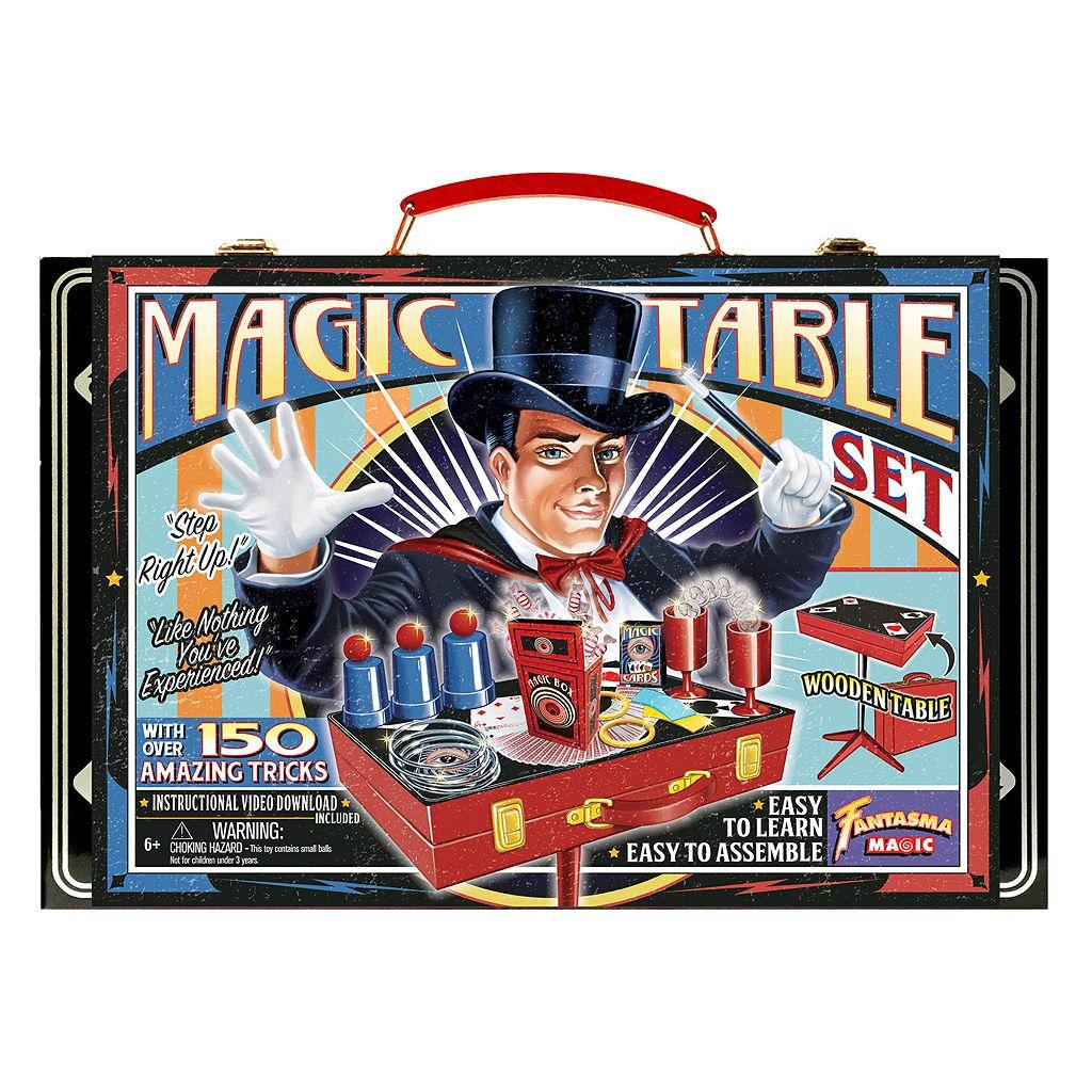 Fantasma Magic Retro Magic Table Set