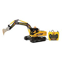 Dickie Toys Remote Control 27-in. Construction Mighty Excavator