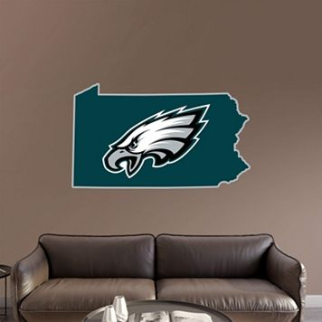 Philadelphia Eagles State Logo Wall Decal by Fathead