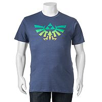Big & Tall Fifth Sun Zelda Crest Tee