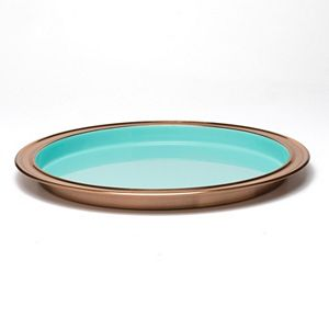 Fiesta 14-in. Copper Bar Tray