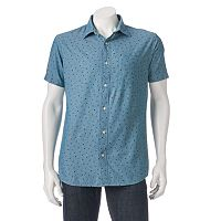 Big & Tall Urban Pipeline® Chambray Button-Down Shirt