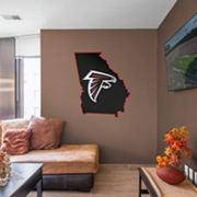Atlanta Falcons State Logo Wall Decal by Fathead
