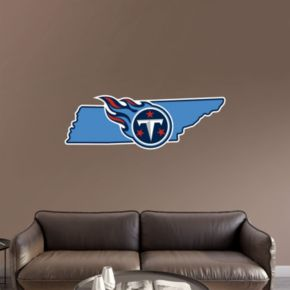 Tennessee Volunteers State Logo Wall Decal by Fathead