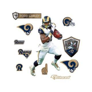 Los Angeles Rams Todd Gurley Wall Decal by Fathead