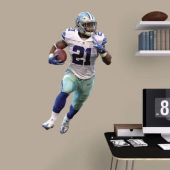 Dallas Cowboys Ezekiel Elliot Wall Decal by Fathead