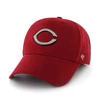 Youth '47 Brand Cincinnati Reds MVP Adjustable Cap