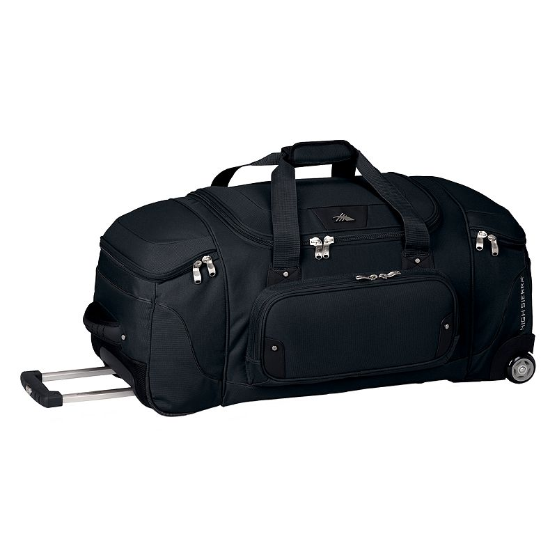 High Sierra AT3 Sierra-Lite Wheeled Duffel Bag