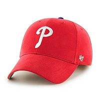 Youth '47 Brand Philadelphia Phillies MVP Adjustable Cap
