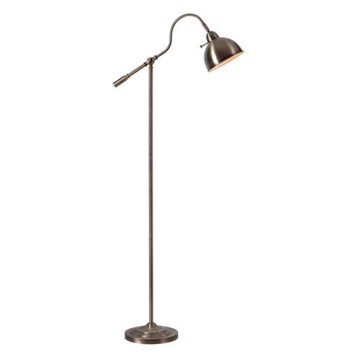 Kenroy Home Michael Steel Floor Lamp